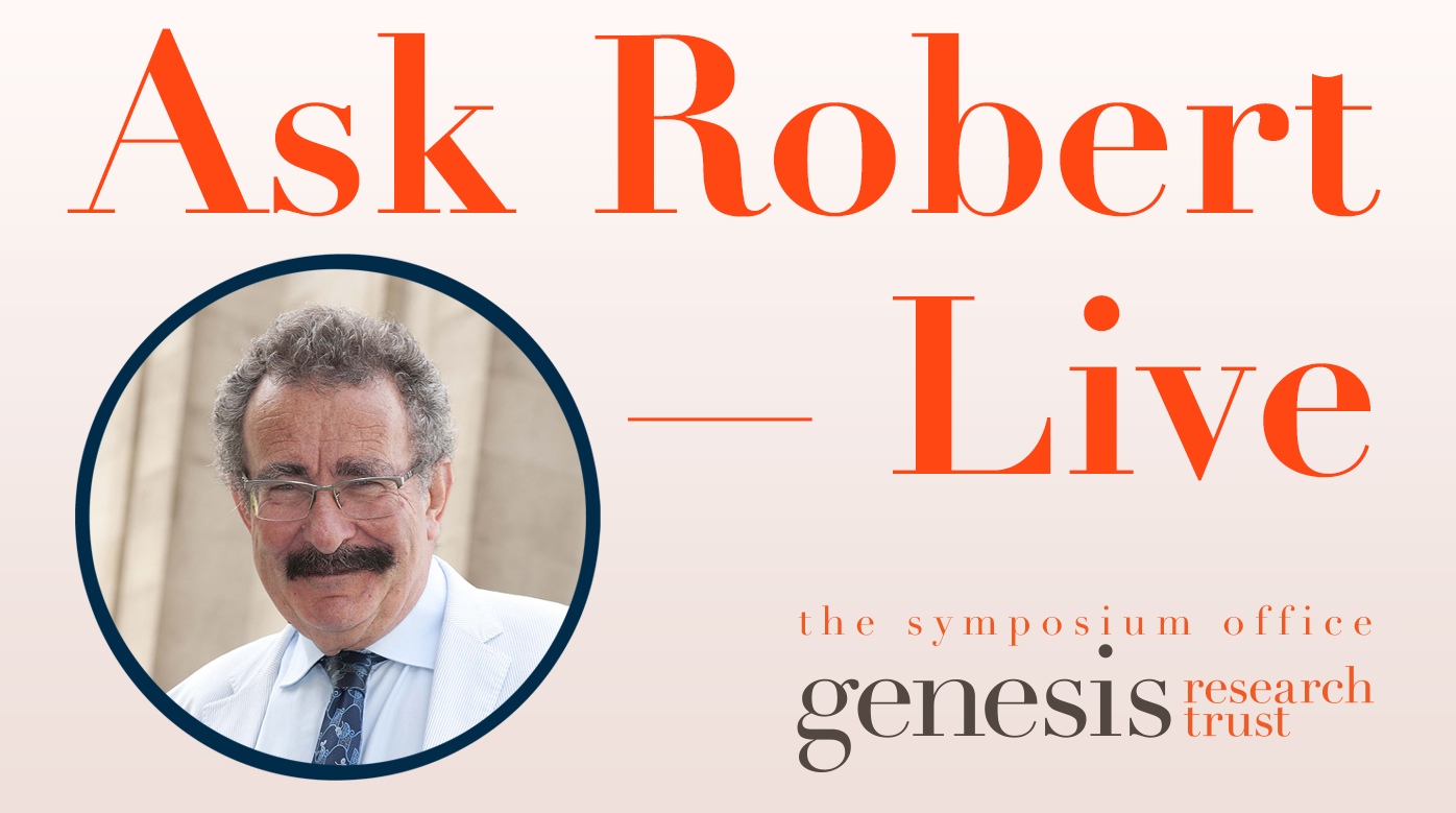 Ask Robert – Live: Facebook Webinar with Prof Robert Winston